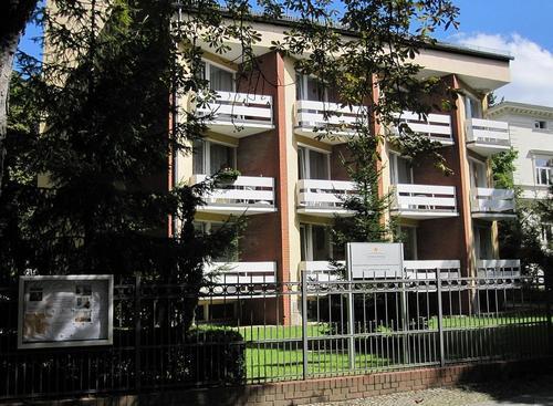 Alten- und Pflegeheim Boothstra�e