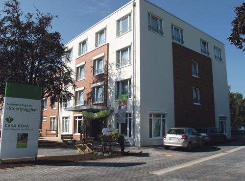 Haus Steertpogghof Norderstedt