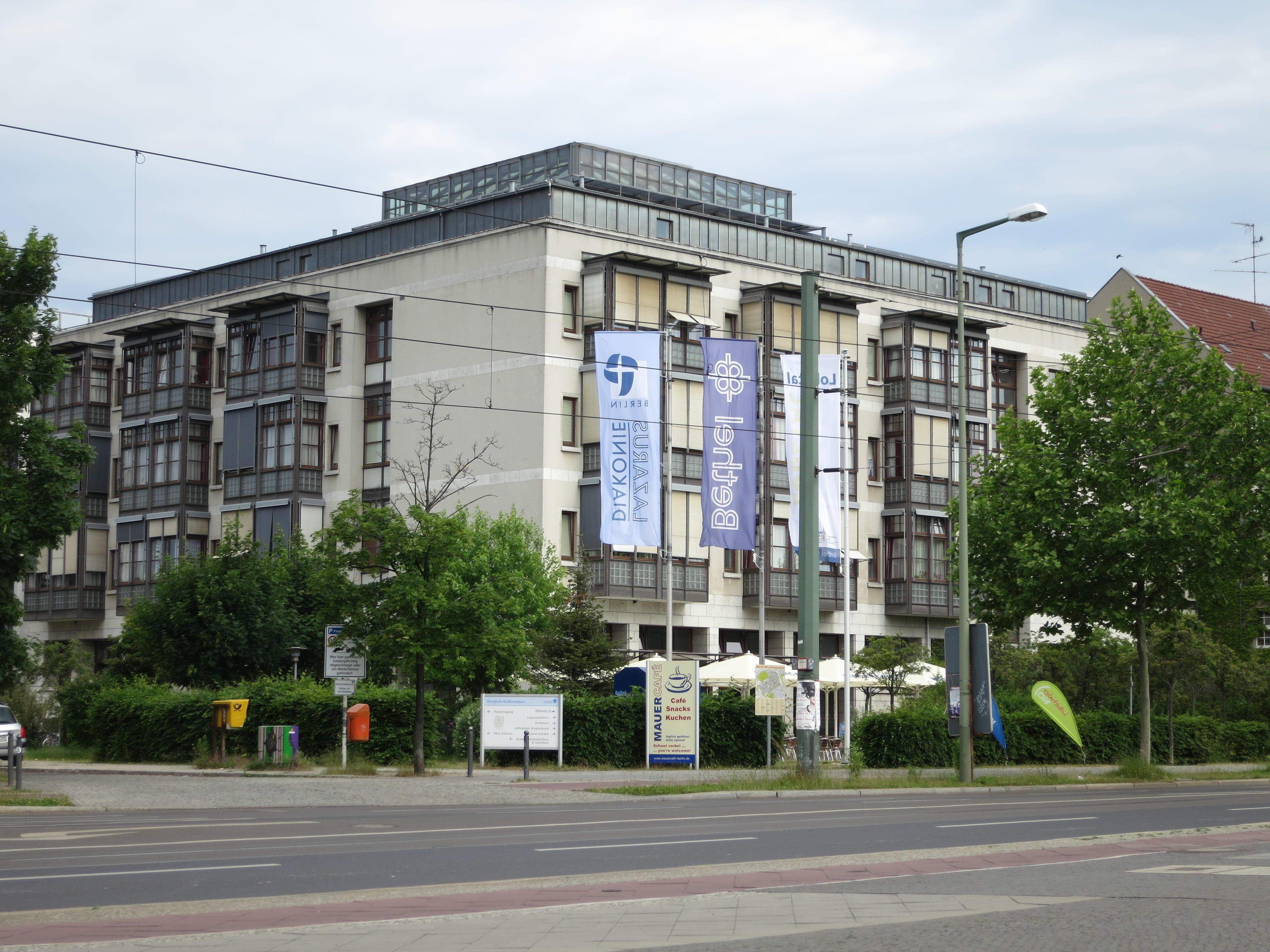 Lazarus Haus Berlin