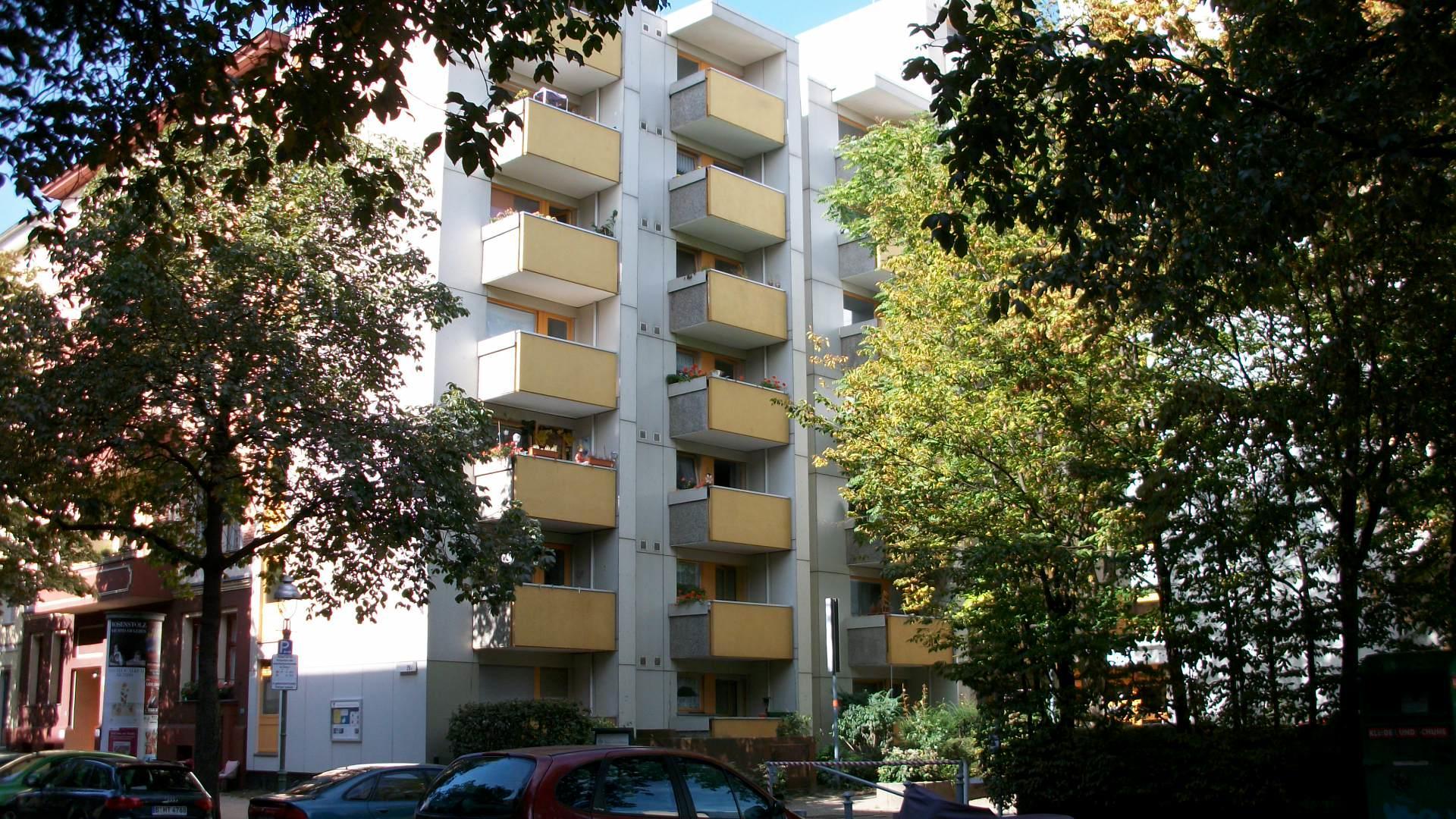 Seniorenwohnhaus Schillerstra�e