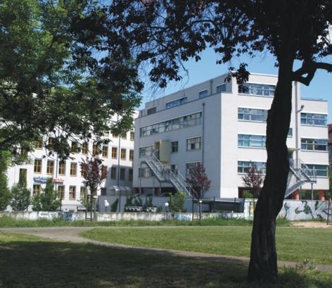Pflegewerk Senioren Centrum Wisbyer Stra�e